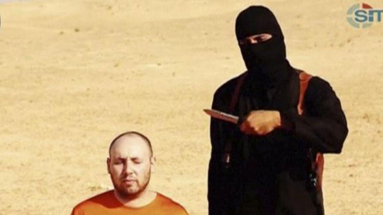 Jihadi John był jednym z najbardziej znanych terrorystów PI (fot. SITE)