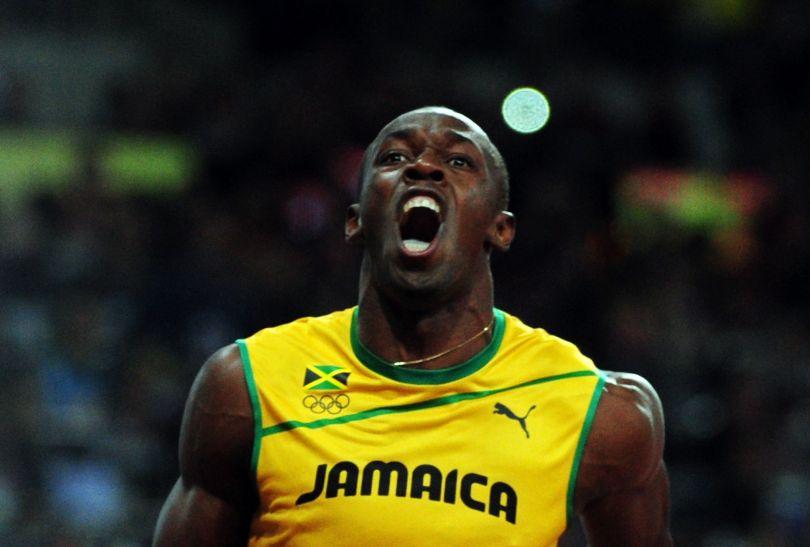 Jamajczyk uzyskał czas 9,63 sek. (fot. Getty Images)
