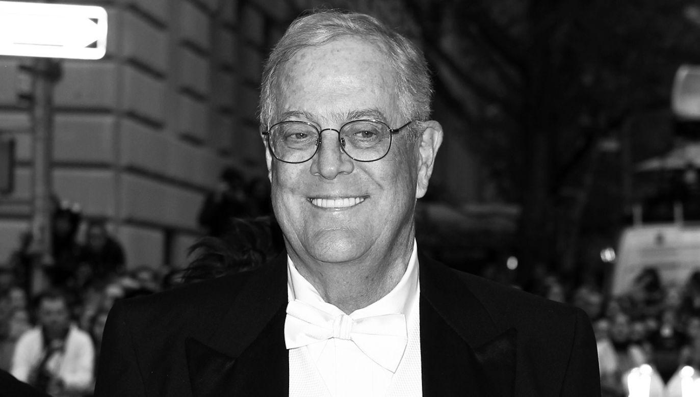 Zmarł 79-letni miliarder David Koch (fot. REUTERS/Carlo Allegri)