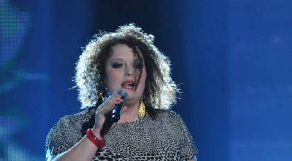 Soulowo zaśpiewała Małgorzata Janek (fot. TVP/I.Sobieszczuk)