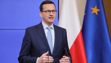 Mateusz Morawiecki podziękował przedsiębiorcom za wkład w polski PKB i gospodarkę naszego kraju (fot. PAP/Paweł Supernak)