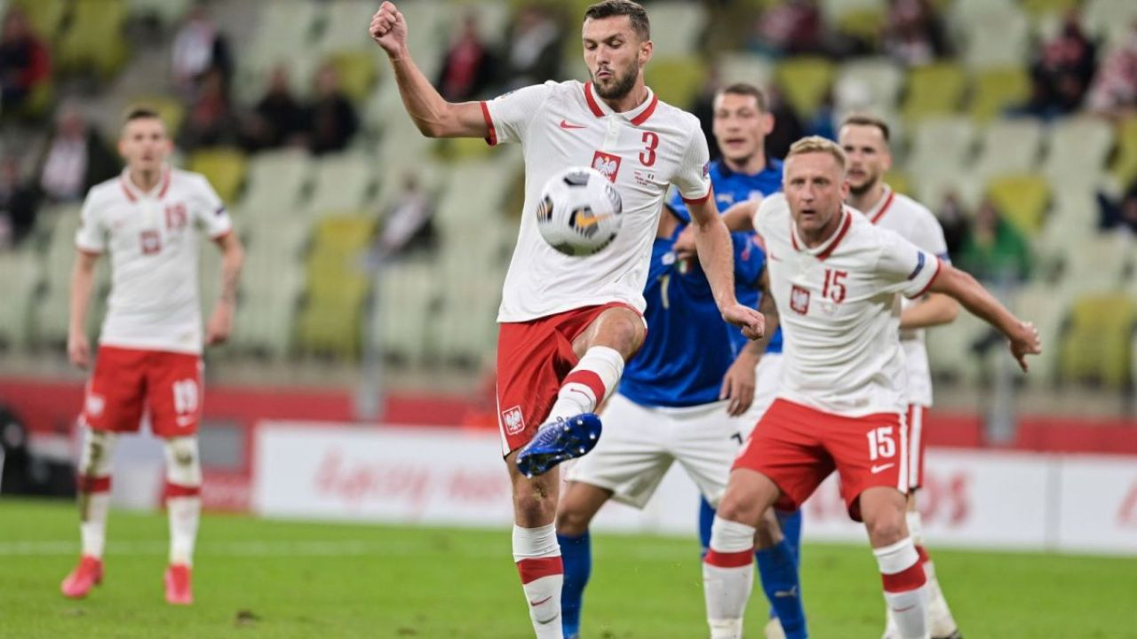 Znamy prawdopodobny skład Polski na mecz z Ukrainą (sport.tvp.pl)