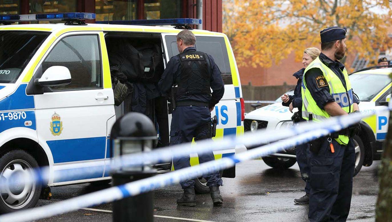 Wiele skazuje na to, że była to zbrodnia na tle rabunkowym (fot. REUTERS/Bjorn Larsson Rosvall/TT News Agency)