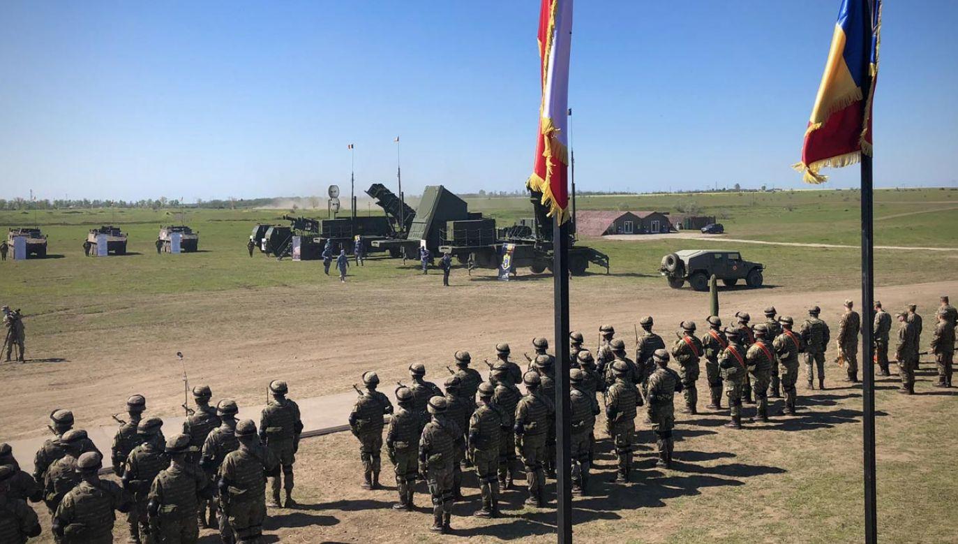 Drugi dzień oficjalnej wizyty prezydenta Andrzeja Dudy w Rumunii (fot. Twitter/BBN)