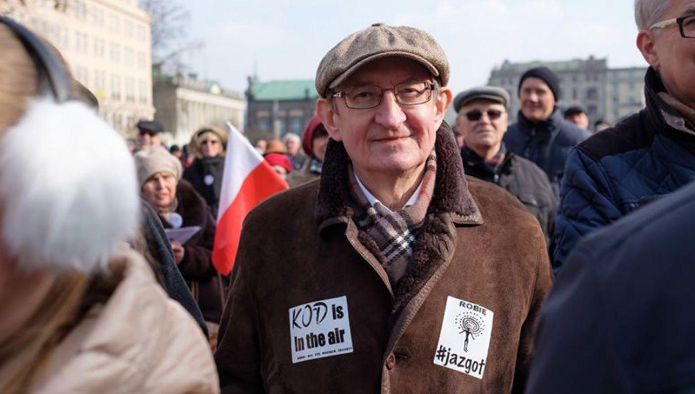 Józef Pinior argumentował w czasie procesu, że jego interwencje w urzędach nie były uzależnione od tych korzyści majątkowych (fot. arch.PAP/Jakub Kaczmarczyk)