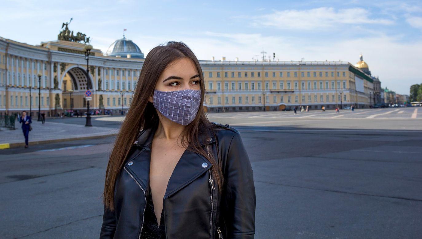 Zamiast ograniczyć kontakty, Rosjanie zaplanowali wycieczki (fot. Shutterstock)