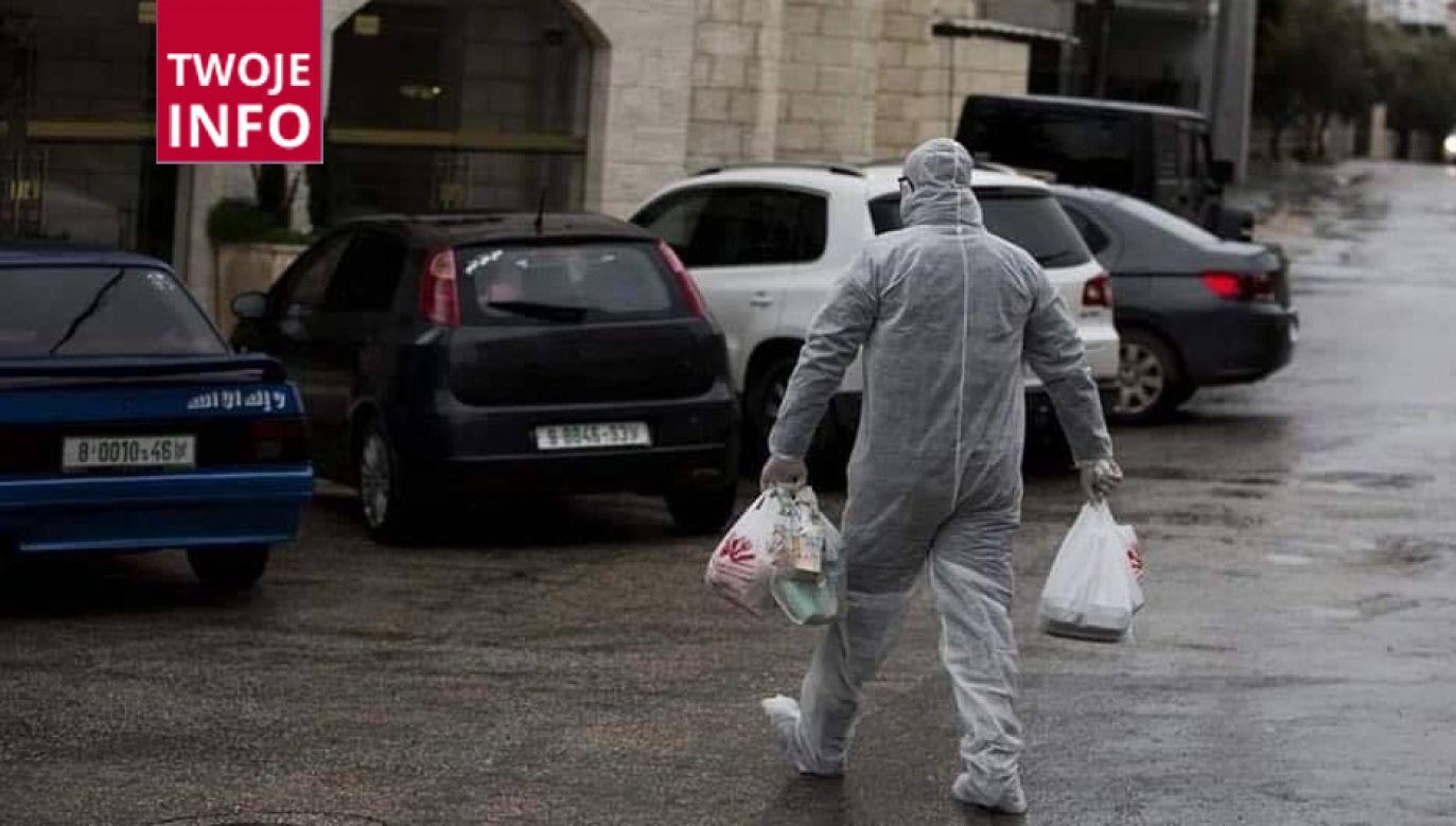 W Betlejem zarażonych koronawirusem jest 19 osób (fot. Twoje Info)
