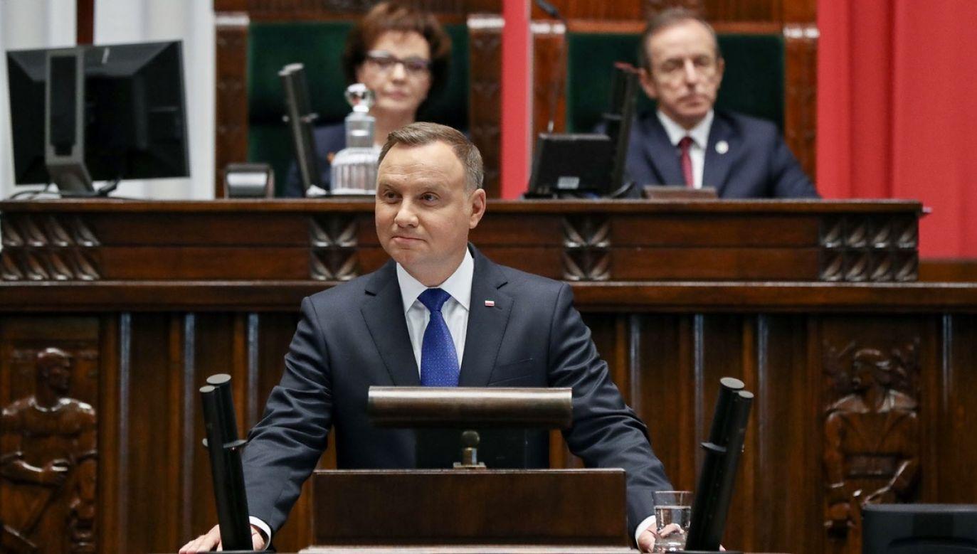 Andrzej Duda zwyciężył w II turze wyborów prezydenckich  (fot. KPRP)