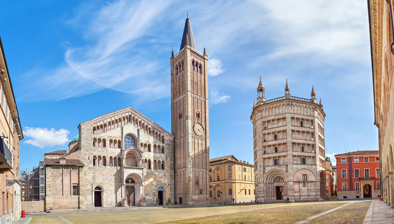 Katedra w Parmie (fot. Shutterstock/Sergey Dzyuba)