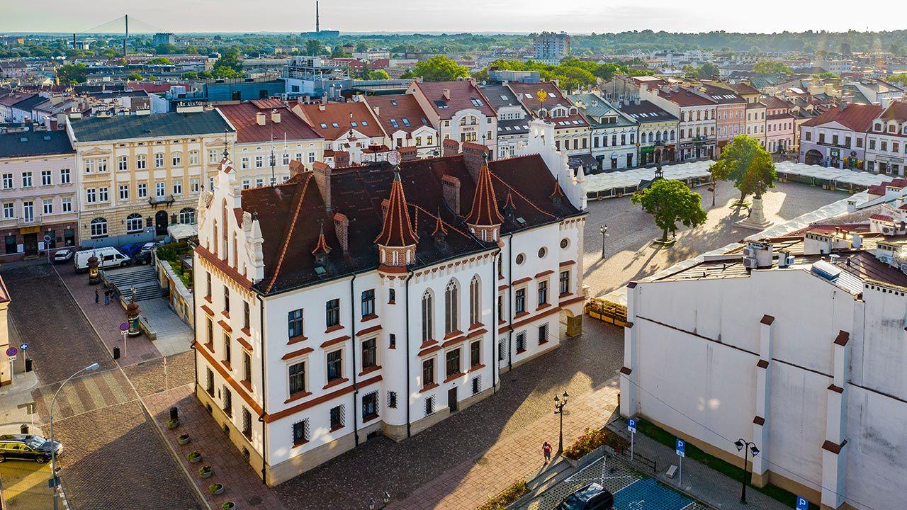 Mieszkańcy Rzeszowa wybiorą prezydenta miasta 13 czerwca (fot. Forum/Robert Neumann)