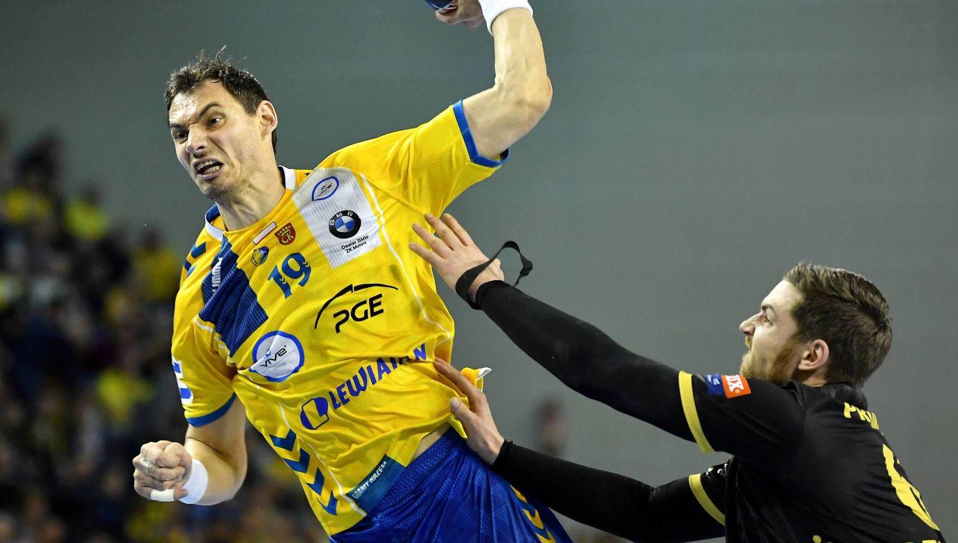 Czy zespół z Kielc będzie jeszcze kiedyśstać na zawodników światowego formatu? (fot. PAP/Piotr Polak)