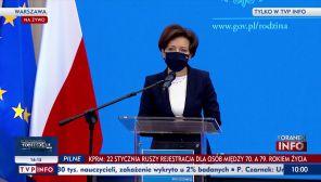 Dwukrotnie wzrosło użłobkowienie w Polsce z 12,4 proc. w 2015 r. do 25,5 proc. w 2020r. (fot. TVP Info)
