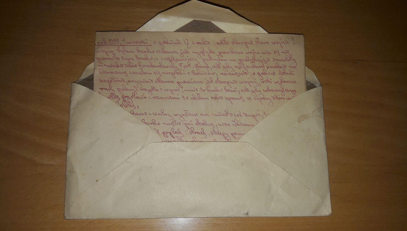 Po śmierci mojej babci Amelii Konopki, z domu Dalba, kilkanaście lat temu robiąc porządki w papierach natrafiłem na kompletnie zaskakujące mnie znalezisko (fot. Twoje Info)