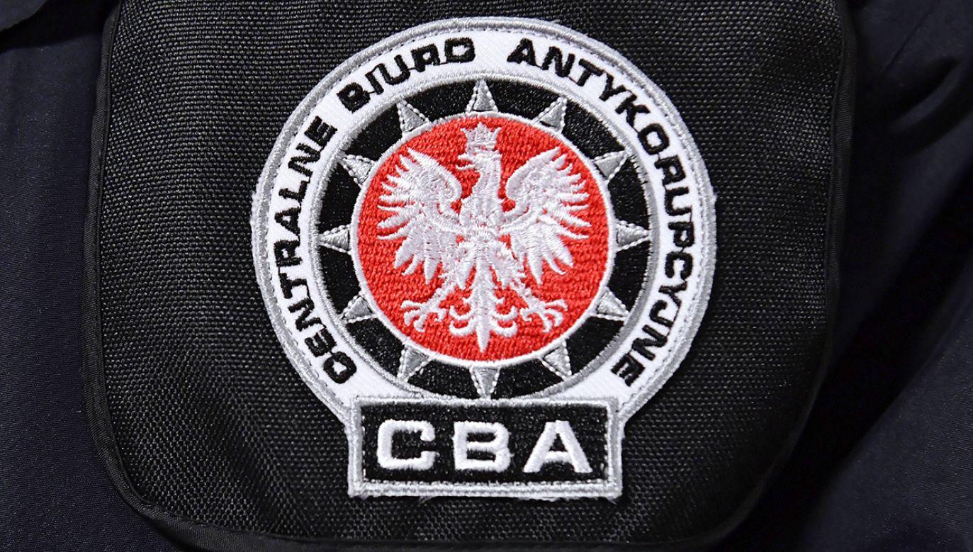 """""""Dzisiaj Centralne Biuro Antykorupcyjne zamieniło się w policję polityczną"""" – twierdzi KO (fot. arch.PAP/Marcin Bielecki)"""