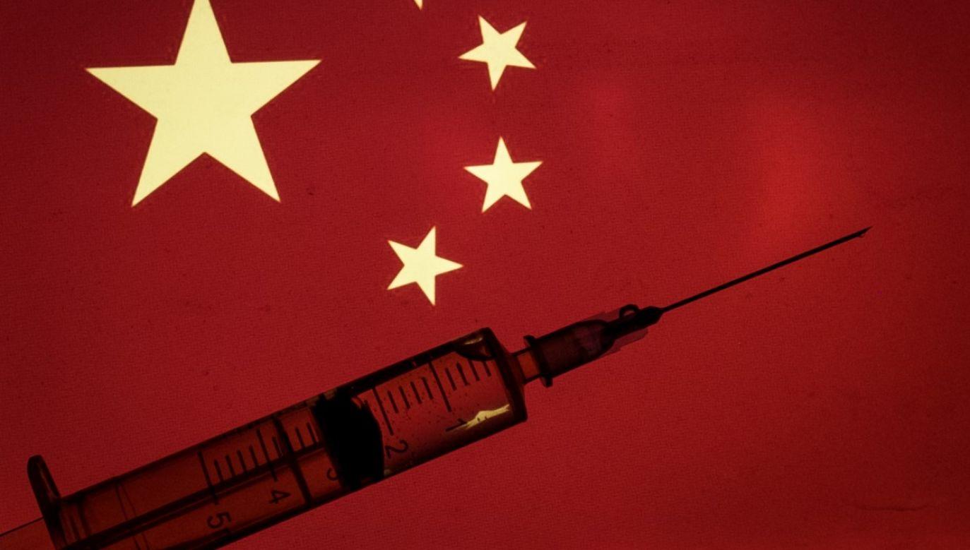 Chiny skrytykowane za brak odpowiedniej reakcji na pandemię (fot. Andrea Ronchini/NurPhoto via Getty Images)