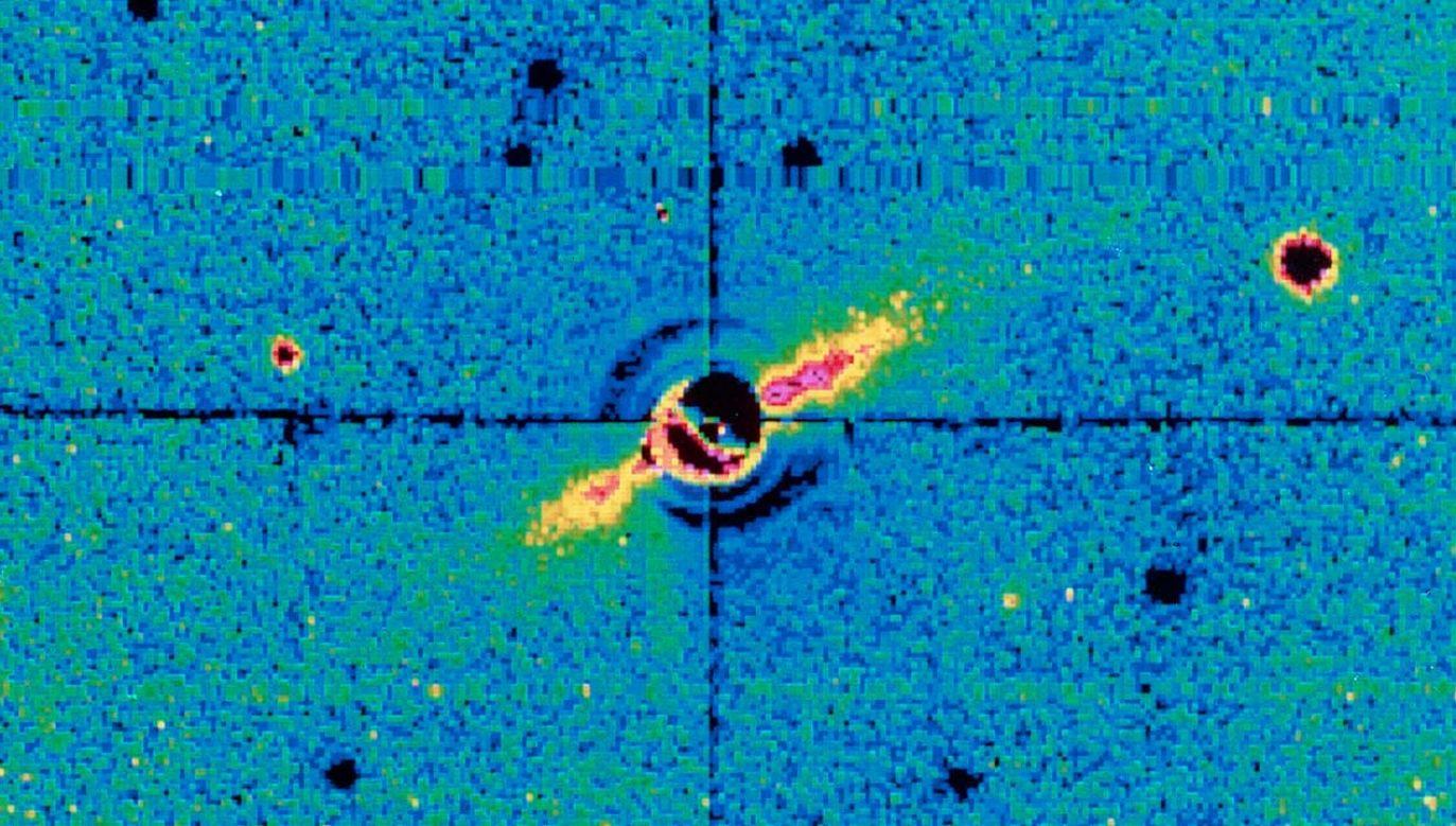 Naukowcy szacują, że masa planety Beta Pictoris c to 9 mas Jowisza (fot. CORBIS/Corbis/Getty Images)
