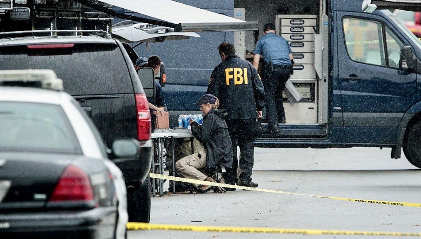 Terrorysta zginął w strzelaninie z agentami (fot. Drew Angerer/Getty Images)