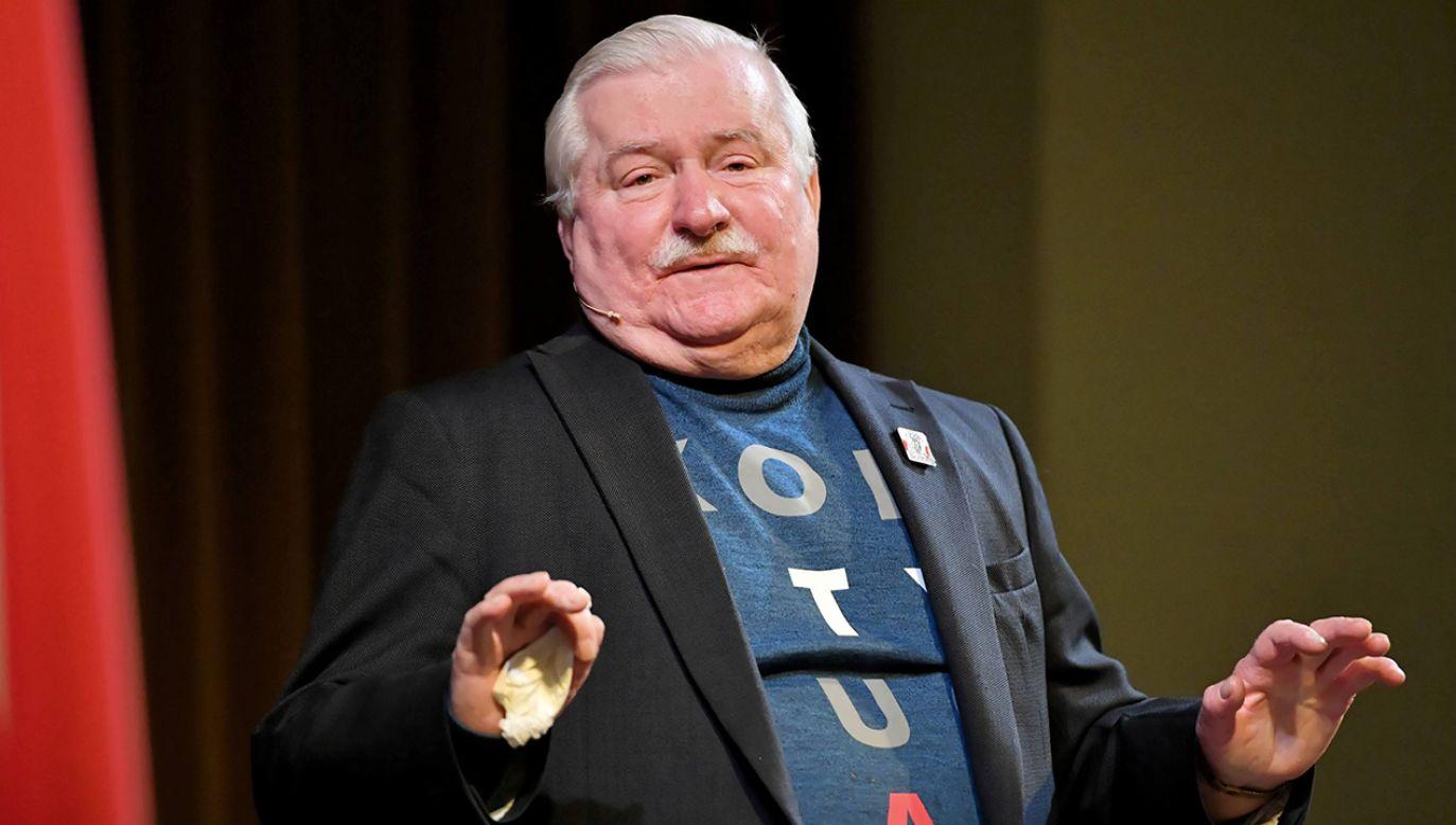 Były prezydent ocenił, że polski rząd umniejsza jego rolę (fot. arch.PAP/Piotr Polak)