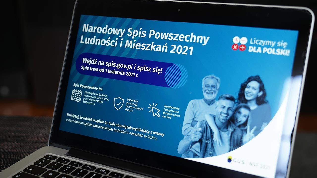 W południe losowanie w loterii ramach spisu powszechnego (fot. Forum/Mateusz Wlodarczyk)
