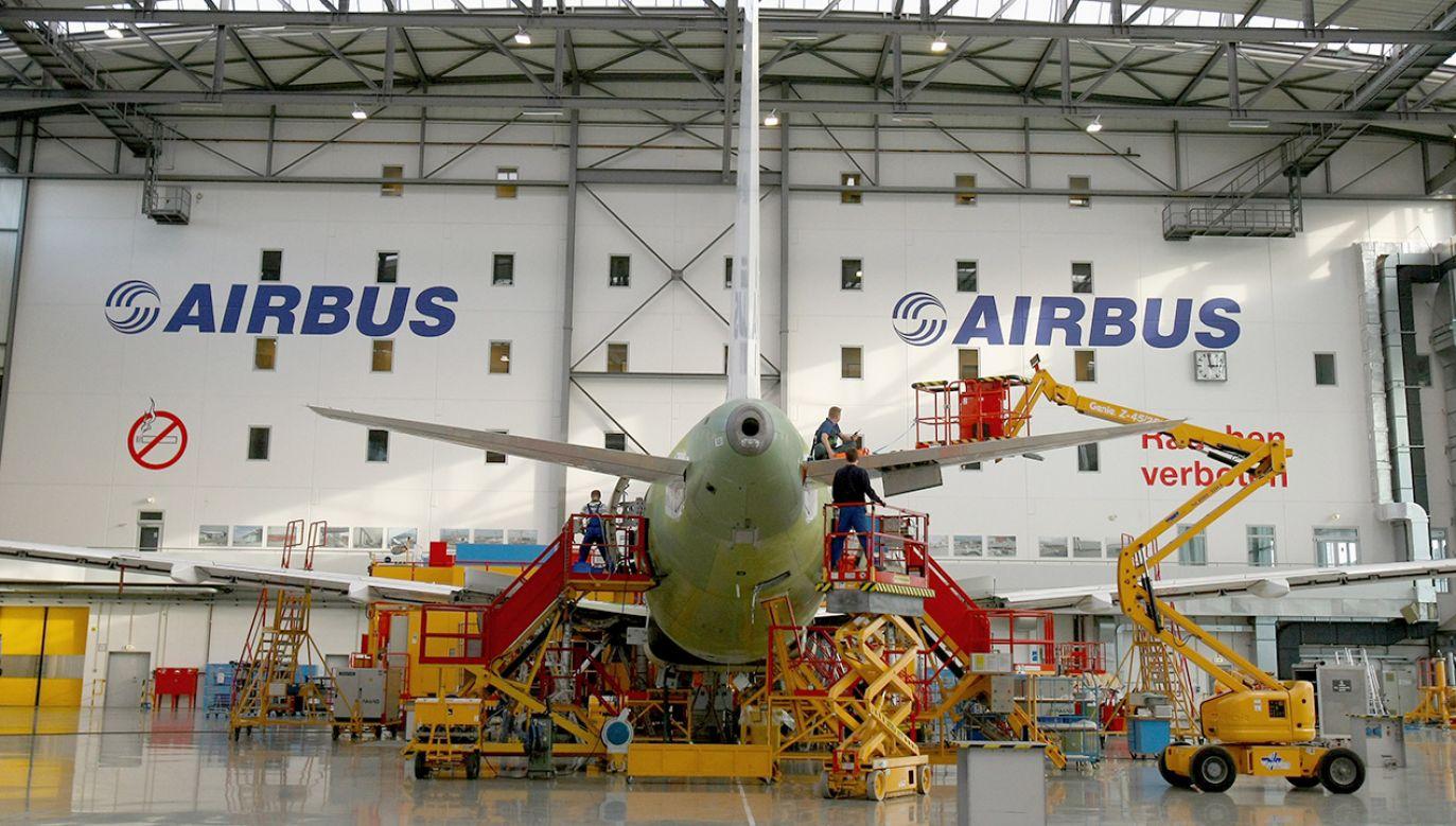 Zmiany dotyczą w szczególności samolotów Airbus (fot. Martin Rose/Getty Images)