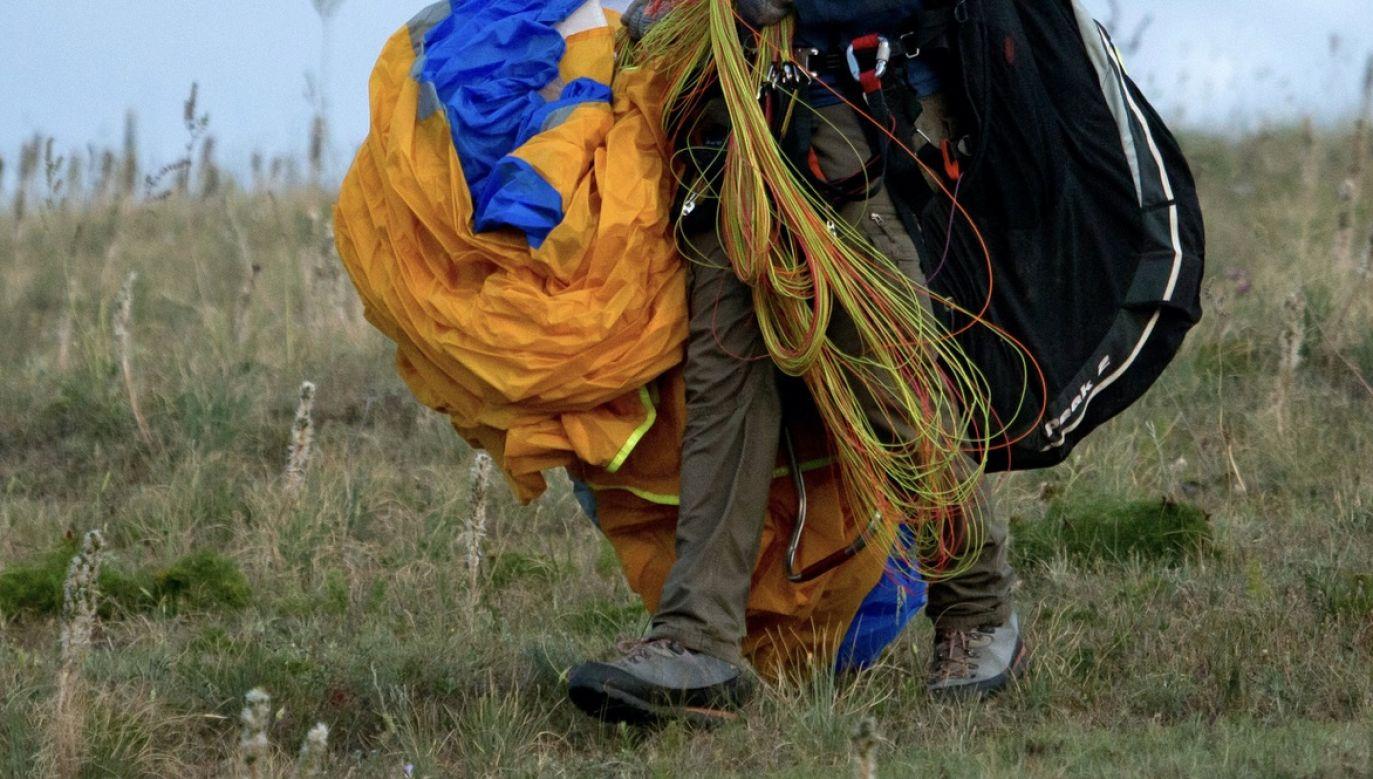 Policja bada okoliczności wypadku (fot. Getty Images, zdjęcie ilustracyjne)