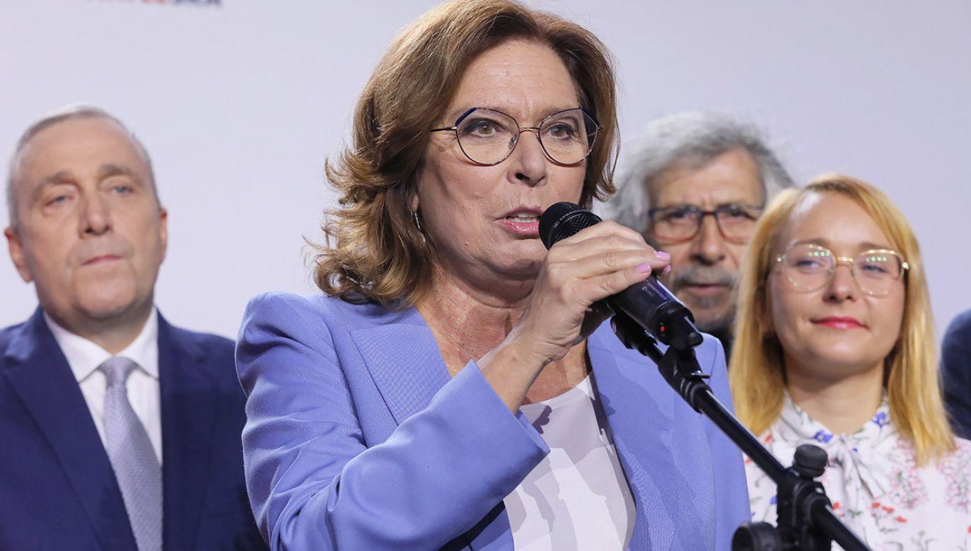 Kandydat Koalicji musi pojawić około grudnia, by była szansa na zbudowanie wokół niego poparcia (fot. PAP/Paweł Supernak)