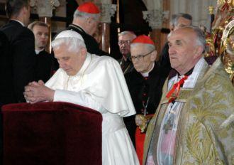 Jan Paweł II - Spotkanie