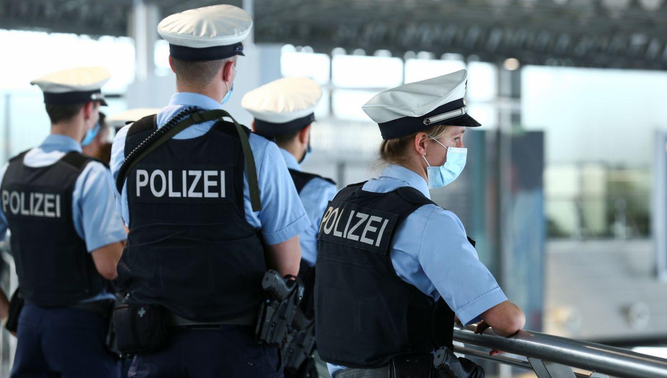Mężczyzna mógł monitorować egipskich dziennikarzy akredytowanych w Niemczech (fot. Ralph Orlowski/Reuters)
