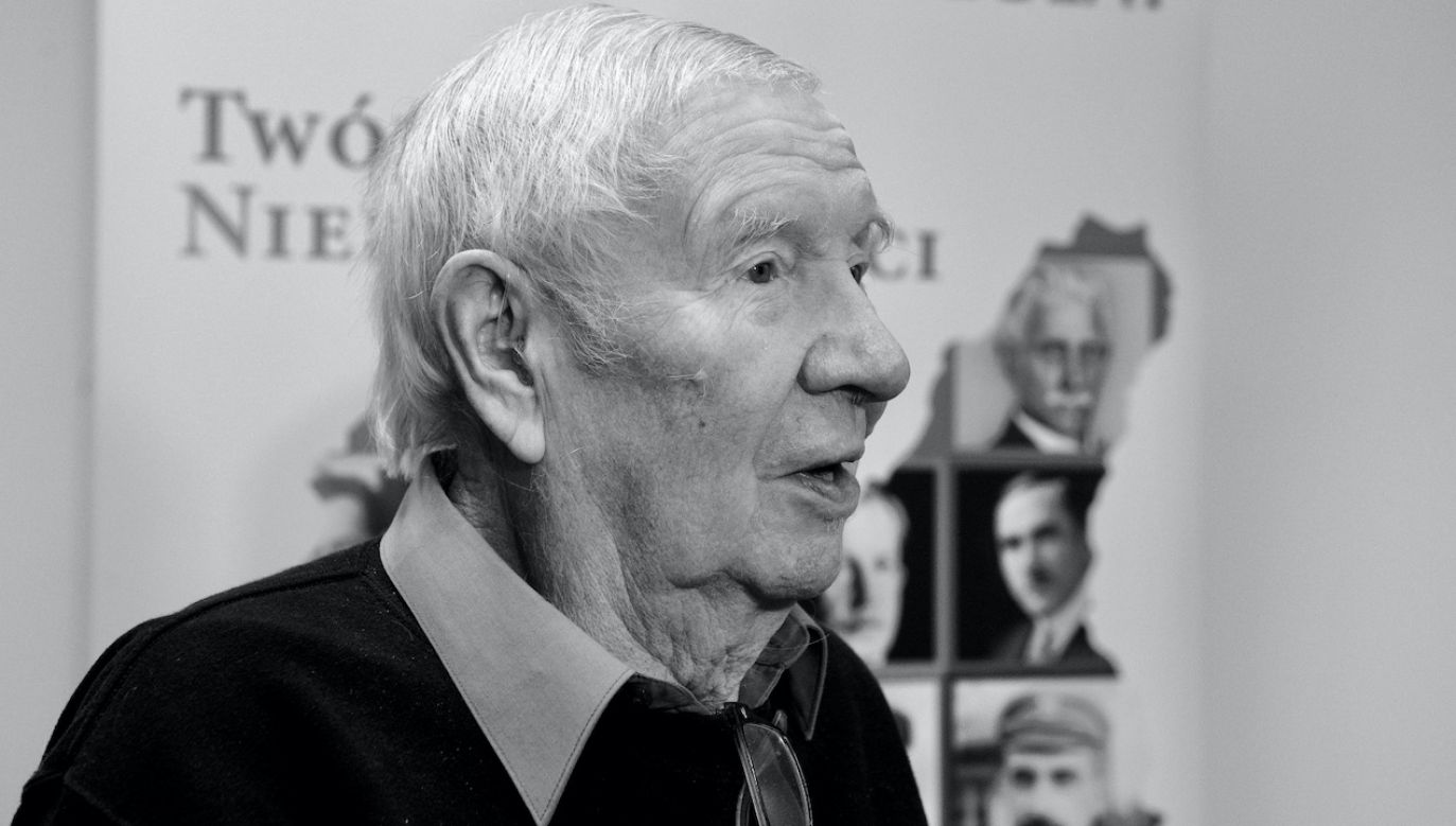 Michał Szewczyk zagrał w kilkudziesięciu filmach (fot. PAP/G.Michałowski)