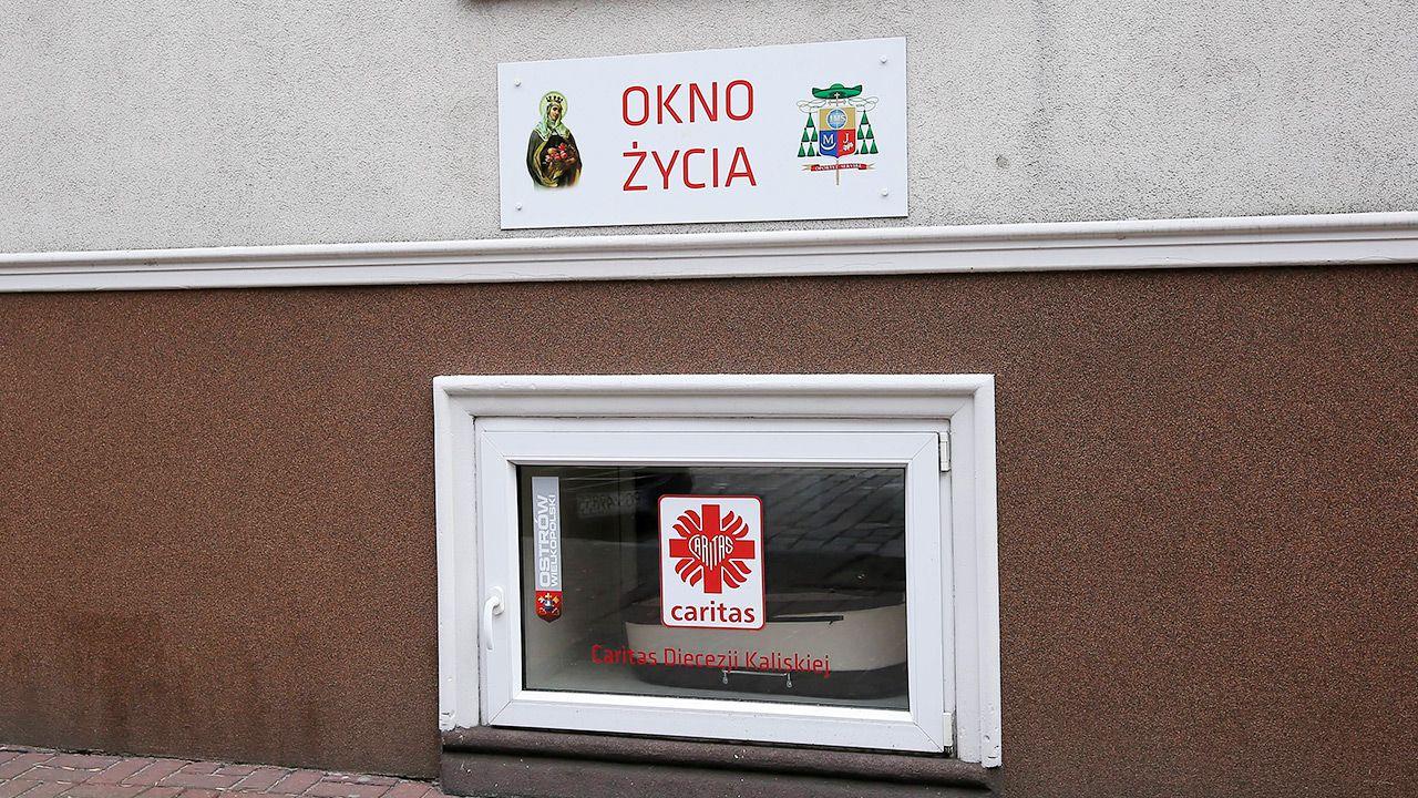 Dziecko zostało zabrane na badania do szpitala (fot. PAP/Tomasz Wojtasik; zdjęcie ilustracyjne)