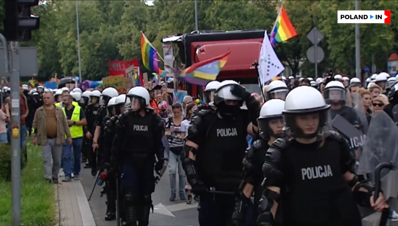 Violence at Equality March condemned by Białystok Archbishop