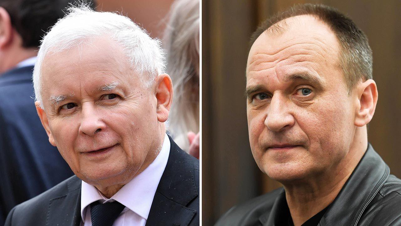 Politycy Kukiz'15 od wielu miesięcy rozmawiają z PiS  (fot. PAP/Radek Pietruszka, Piotr Nowak)