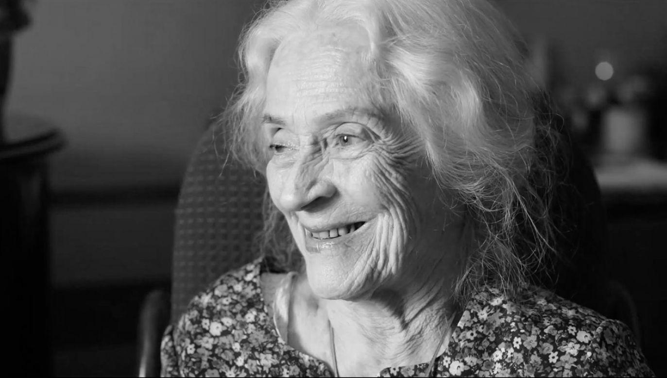Zofia Bielewicz miała 93 lata (fot. FB/Teatr Kochanowskiego w Opolu)