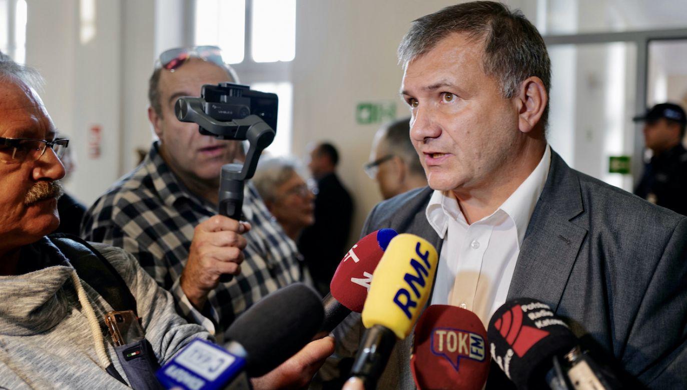 Rzecznik dyscyplinarny podjął czynności wyjaśniające (fot. arch.PAP/Andrzej Grygiel)