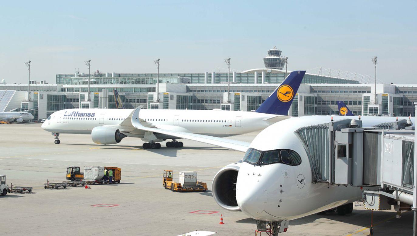 Późnym wieczorem w sobotę, Lufthansa poinformowała, że wznowi loty do Kairu w niedzielę (zdjęcie ilustracyjne) (fot. Alexander Hassenstein/Getty Images)