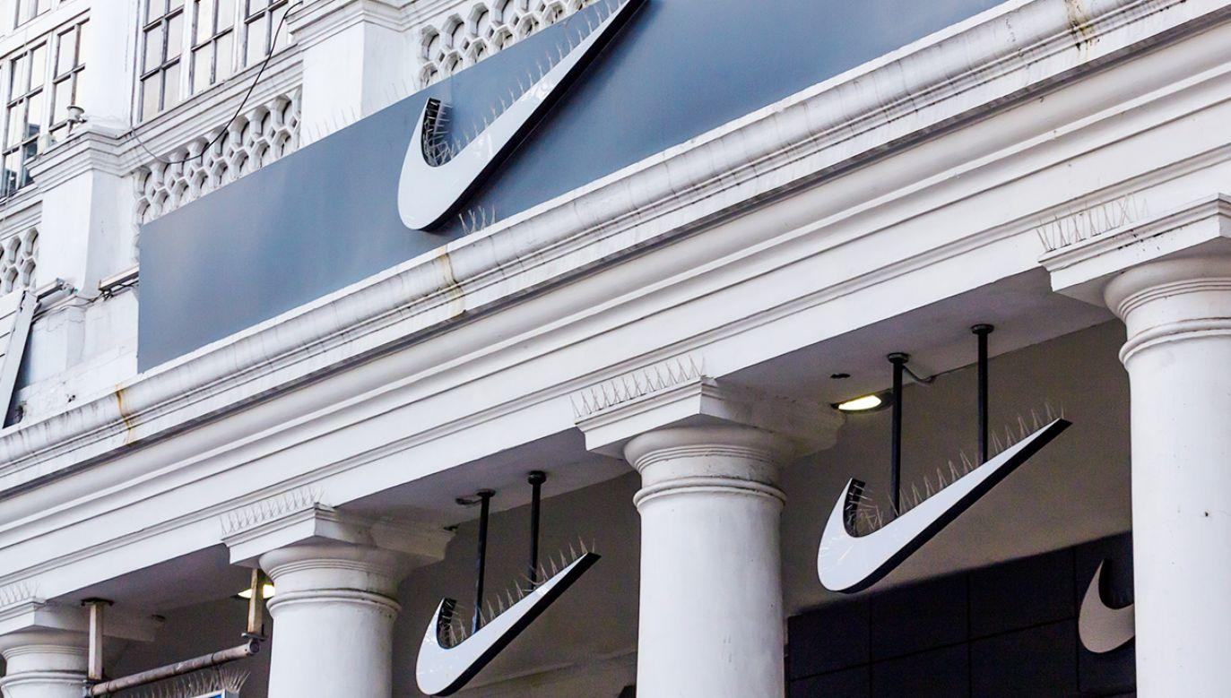Nike ogłosi nazwisko nowego dyrektora generalnego w ciągu najbliższych dni (fot. Shutterstock/mrinalpal)