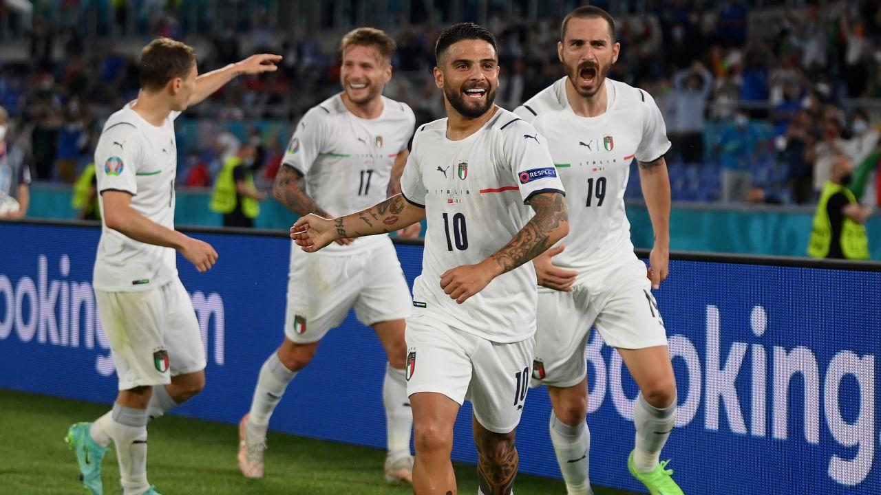 Euro 2020. Włochy - Turcja. Koncert Włochów i bezzębna Turcja. Jednostronna inauguracja - tvp.info