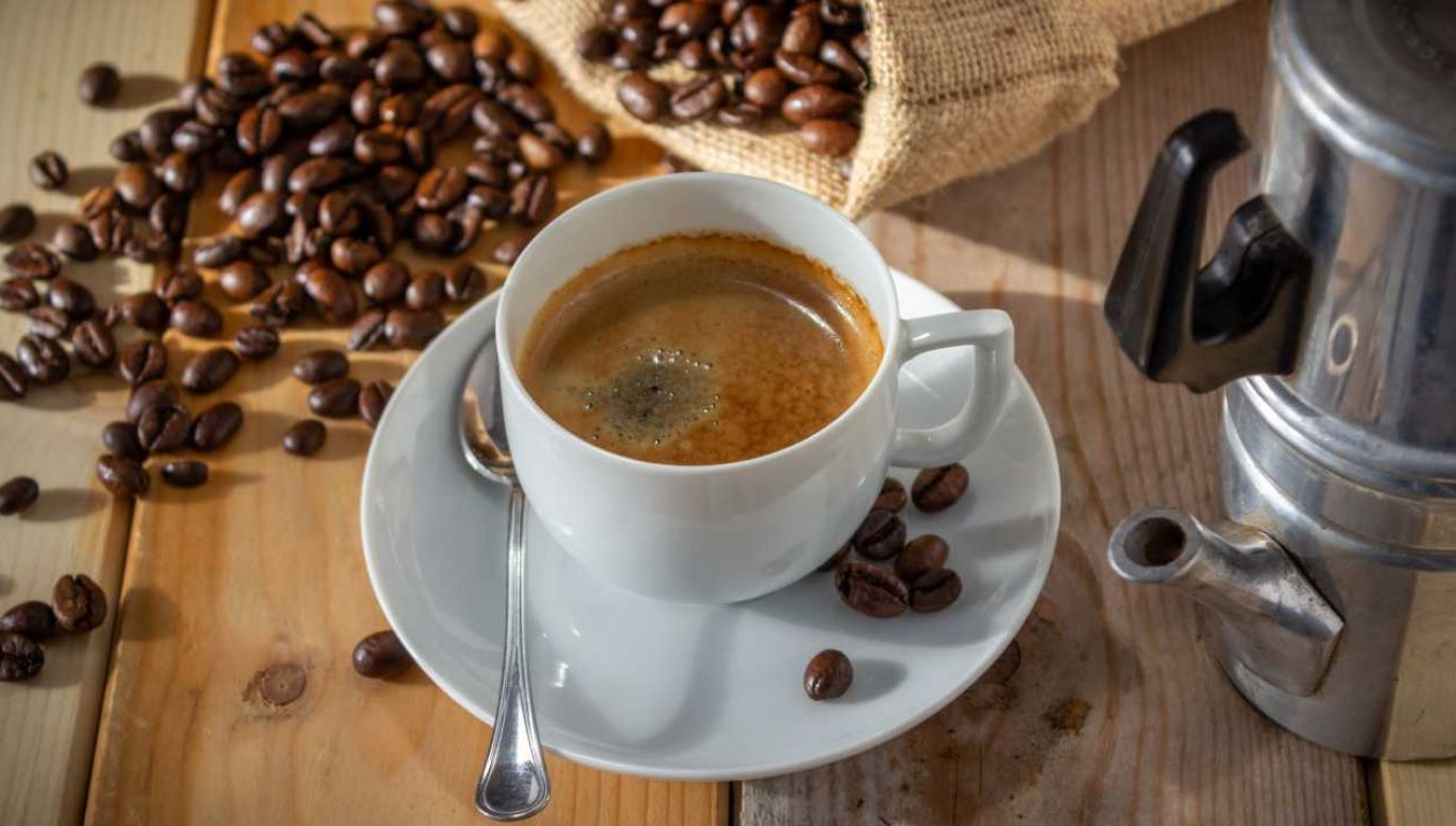 Neapolitan Espresso (fot. Shutterstock/iconadesign)