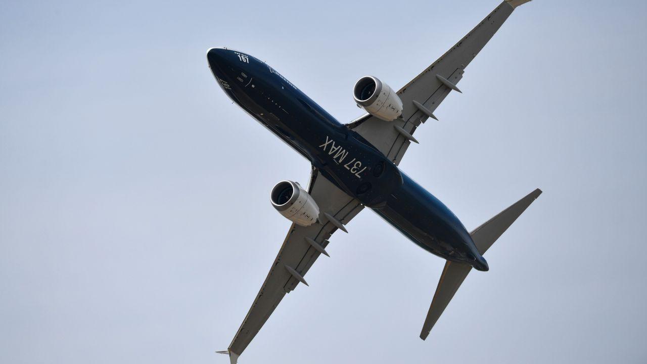 Boeing 737 Max (Photo by Mustafa Yalcin/Anadolu Agency/Getty Images)