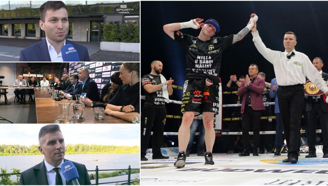 TVP Sport zaczyna współpracę z MB Promotions i Tymex Boxing Promotions (fot. TVP/PAP)