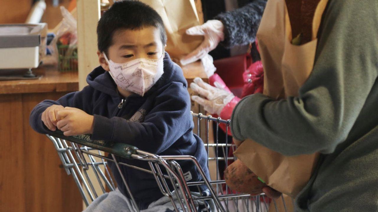 W Chinach kontynentalnych zarejestrowano 85 470 przypadków Covid-19 (fot. Creative Touch Imaging Ltd./NurPhoto via Getty Images)