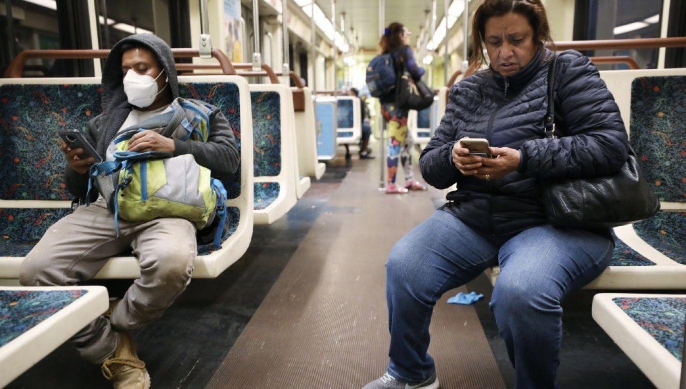 Część amerykańskich ekonomistów obawia się, że może być gorzej niż podczas Wielkiego Kryzysu (fot. Mario Tama/Getty Images)