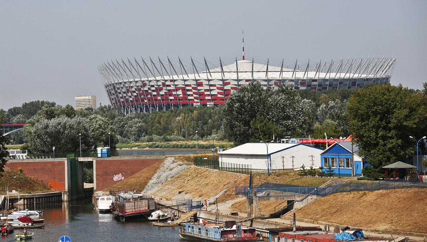 Według doniesień medialnych zwłoki miały zostać znalezione w Porcie Czerniakowskim. Policja nie potwierdza miejsca (fot. arch.PAP/Rafał Guz)