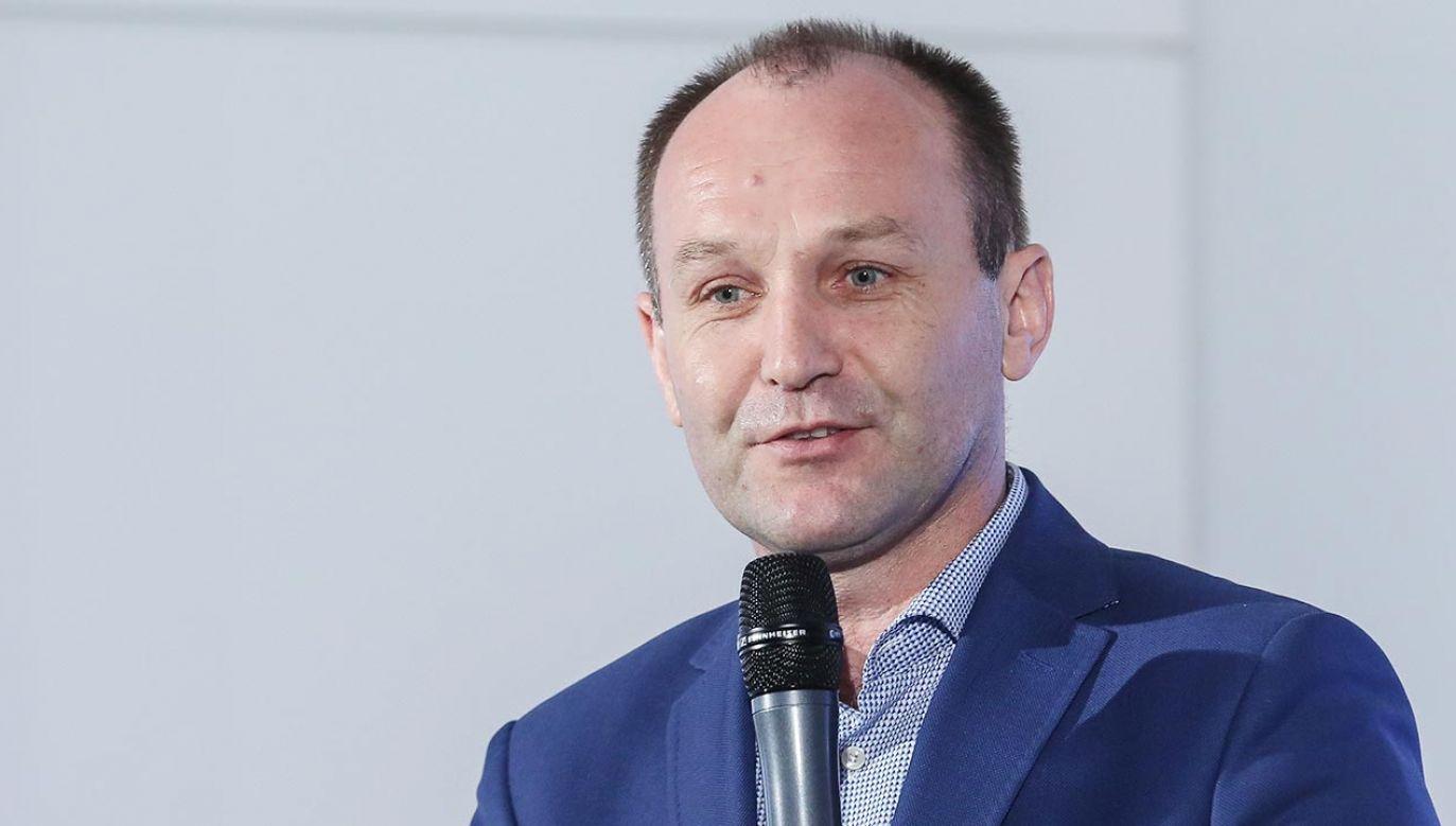 Marek Sowa jest posłem Platformy Obywatelskiej (fot. PAP/Rafał Guz)