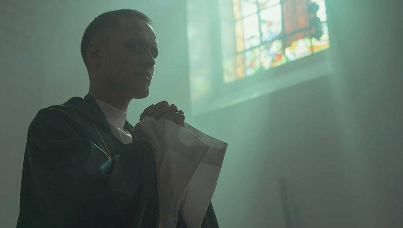 """""""Boże Ciało"""" Jana Komasy otrzymało nominację do Oscara w kategorii najlepszy pełnometrażowy film międzynarodowy (fot. KinoŚwiat)"""