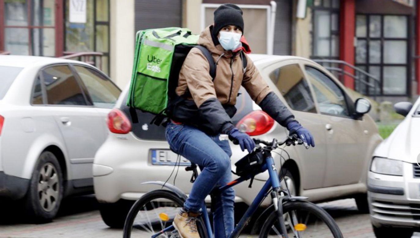 Limardo przestrzega swoich rywali przed lekceważeniem go w Tokio ze względu na dodatkową pracę (fot.TT/Rubén Limardo Gascón)