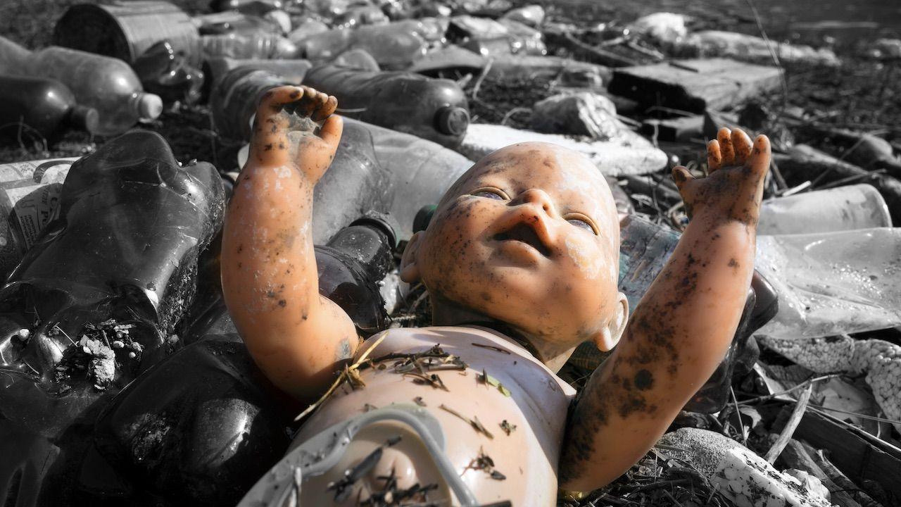 Po czterogodzinnej akcji okazało się, że to wrzucona do wody lalka (fot. Shutterstock/Roman Mikhailiuk)