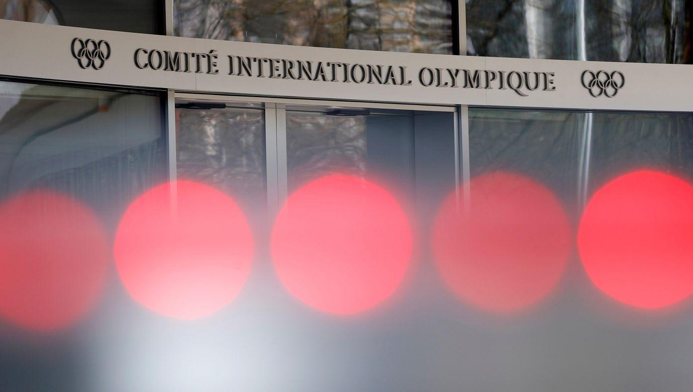 Siedziba Międzynarodowego Komitetu Olimpijskiego w Lozannie. Fot. Stefan Wermuth/Bloomberg via Getty Images