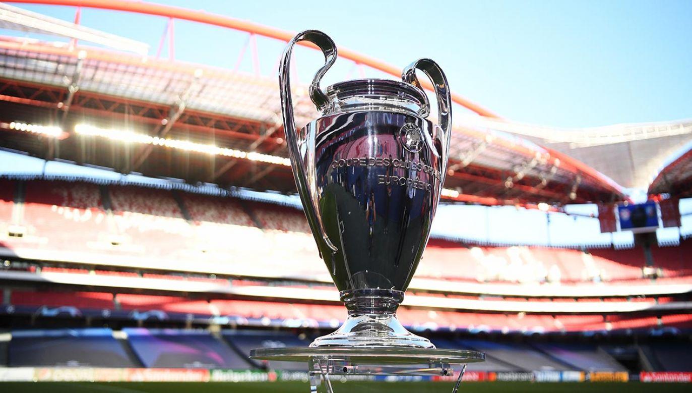 Losowanie rundy wstępnej Ligi Mistrzów 8 czerwca (fot.  David Ramos/Getty Images)