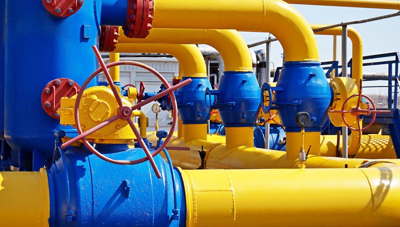 PGNiG podpisało z ERU umowę o poszukiwaniach i wydobyciu gazu na Ukrainie (fot. Shutterstock/ 63ru78)